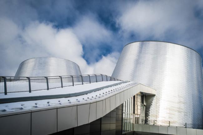 Planétarium Rio Tinto Alcan © Espace pour la vie(Raymond Jalbert)