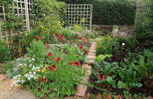 Jardin Bio Flickr Julie Gibbons Jpg Blog Space For Life