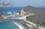 Cliffs and beaches - Machalilla © Crédit : Jean-Guy Trussart