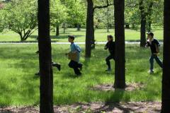 Activité éducative La Course aux arbres - Maison de l'arbre, Jardin botanique de Montréal