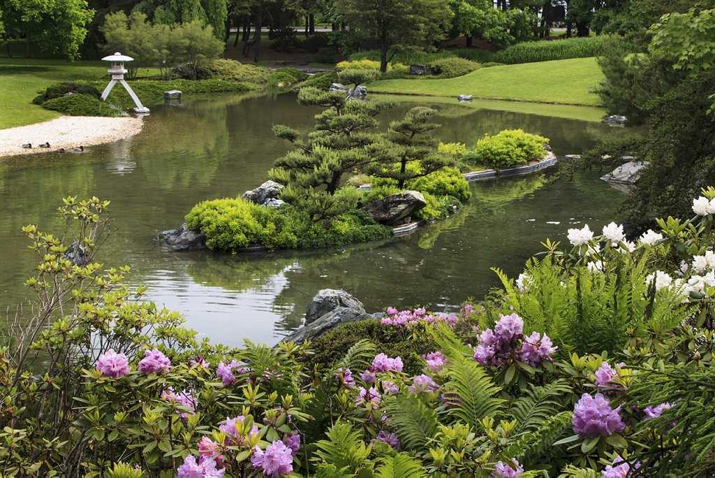 Japanese Garden | Space for life