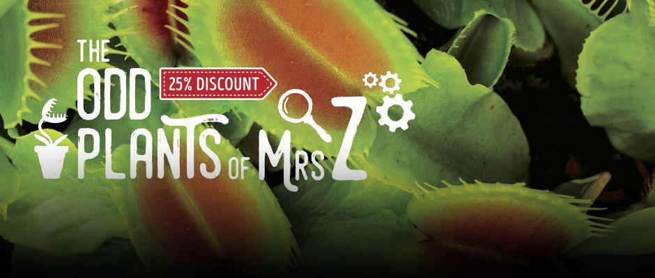 The Odd Plants of Mrs Z - Carrousel