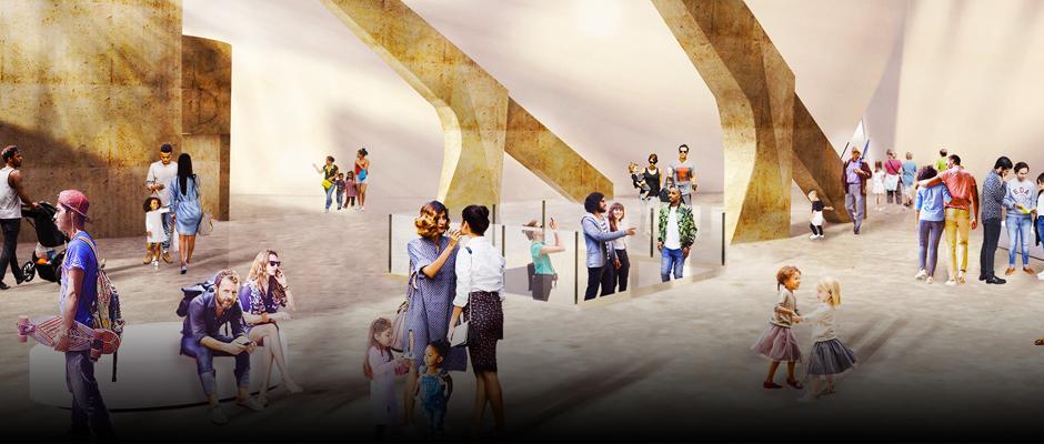 De nouveaux espaces accueillants et distinctifs carrousel