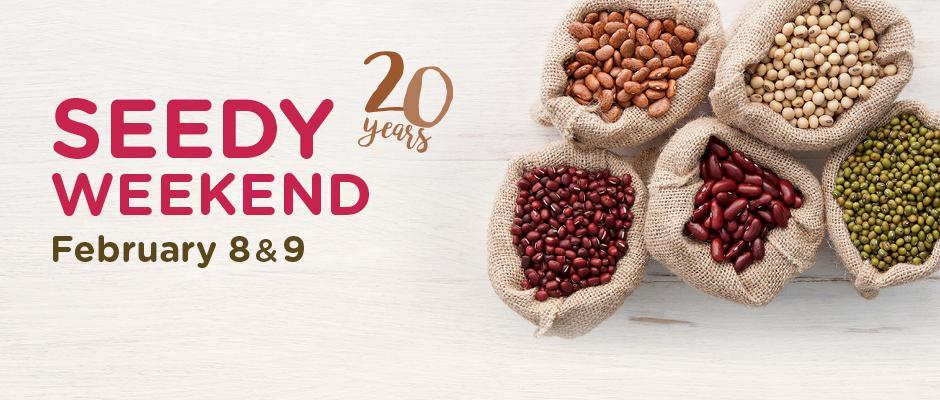 Seedy Weekend - Carrousel