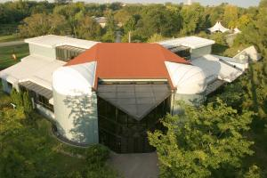 Building of the Montreal Insectarium
