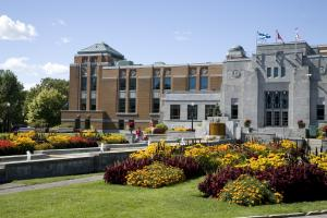 Marie-Victorin Building, Montréal Botanical Garden
