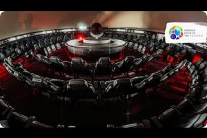 Secrets of 360° video projections at the Planétarium Rio Tinto Alcan