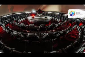 Les secrets des projections 360° du Planétarium Rio Tinto Alcan