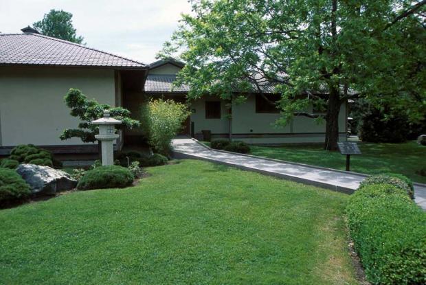 japanese garden space for life
