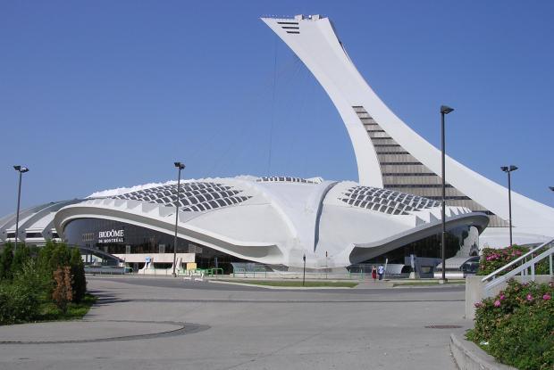 Montréal Biodôme.