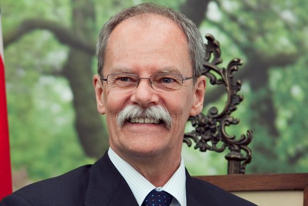 Jacques-André Rioux - Récipiendaire du Prix Henry-Teuscher 2010