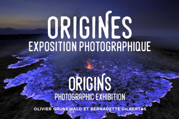 Virtual ORIGINS exhibit