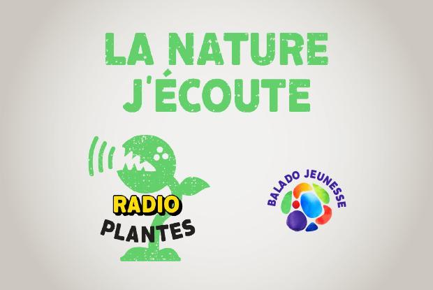 Radio Plantes - Balados jeunesse