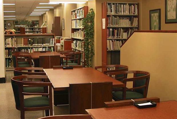 Bibliothèque du Jardin botanique | Espace pour la vie
