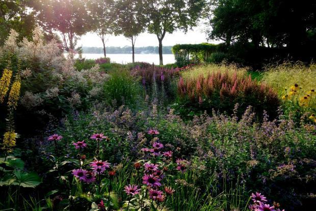 Campagne en ville - Jardin pour la biodiversité - Programme Mon jardin Espace pour la vie