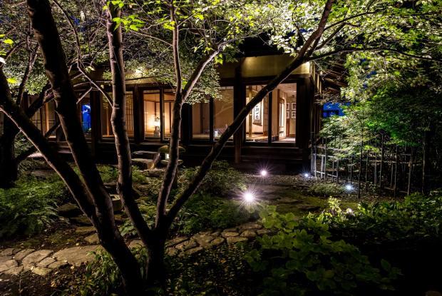 Jardins de lumière 2014 - Jardin japonais - Zheng He, le temps des expéditions