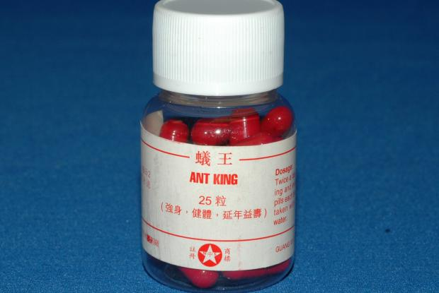 Ant-based tablets.