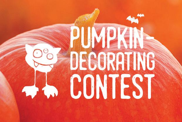 Pumpkin Decorating Contest Space For Life