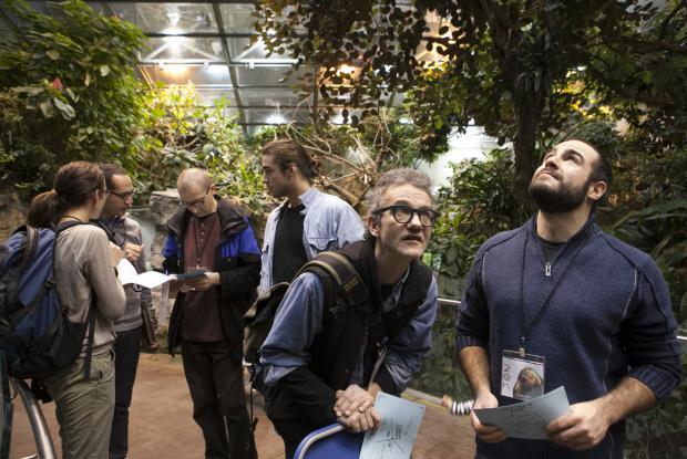 Rencontre citoyenne 11 janvier 2014 au Biodôme