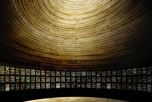 The Insectarium's metamorphosis