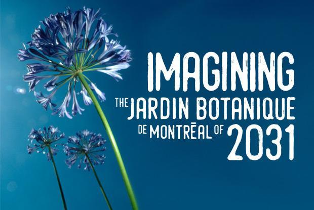 Imagining the Botanic Garden of 2031
