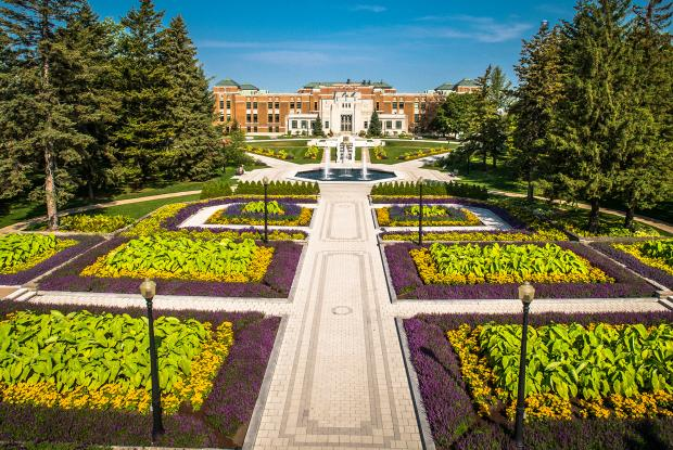 Reception Gardens