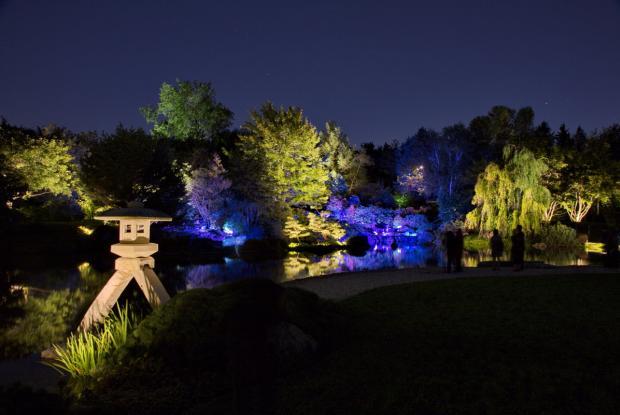 Jardins de lumière | Espace pour la vie