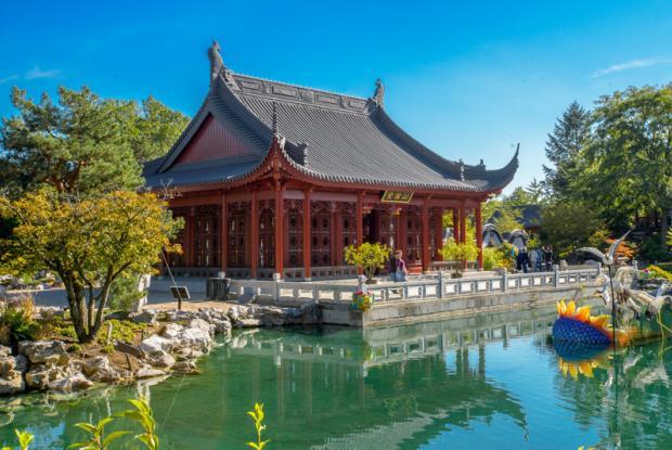 Jardin de Chine | Espace pour la vie