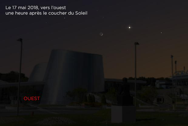Lune et Vénus 20180517