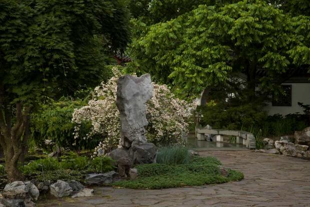 Une pierre du Lac Tai