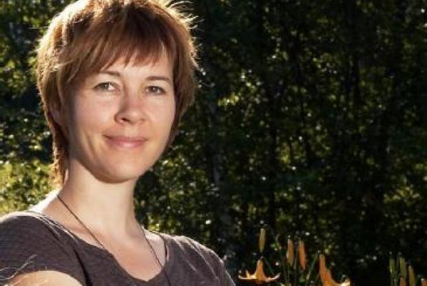 Isabelle Dupras - récipiendaire du prix Henry Teuscher 2013