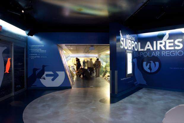 Entrance to the Sub-Polar Regions.