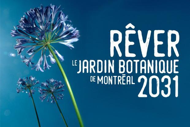 Rêver le Jardin botanique 2031