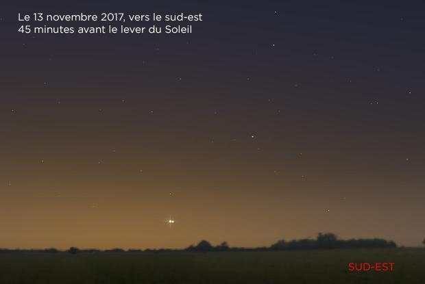 Vénus et Jupiter 20171113