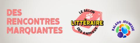 Balado jeunesse - Le salon littéraire des animaux