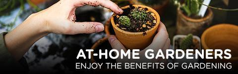 At-home gardeners - Mobile