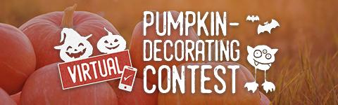 Virtual Pumpkin-decorating Contest - mobile