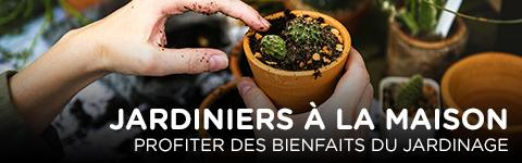 Jardiniers à la maison - Mobile