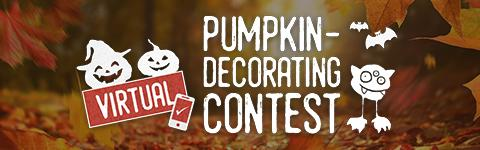 Virtual Pumpkin-decorating Contest 2021 - Mobile