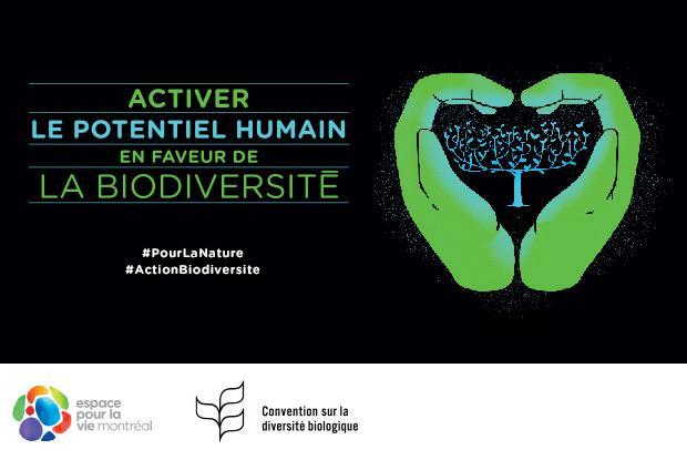 Activer le potentiel humain en faveur de la biodiversité
