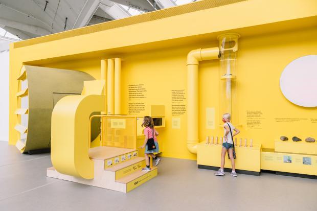 Mission of the Biodôme