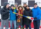 Équipe de canot à glace EPLV