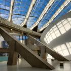 Biodôme - Hall d'accueil